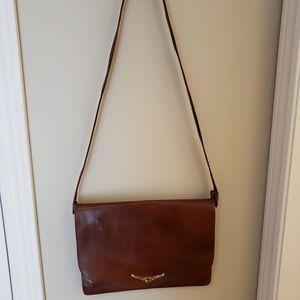 Vintage Mid Size Shoulder Bag